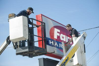 Farr's Changing Vendors