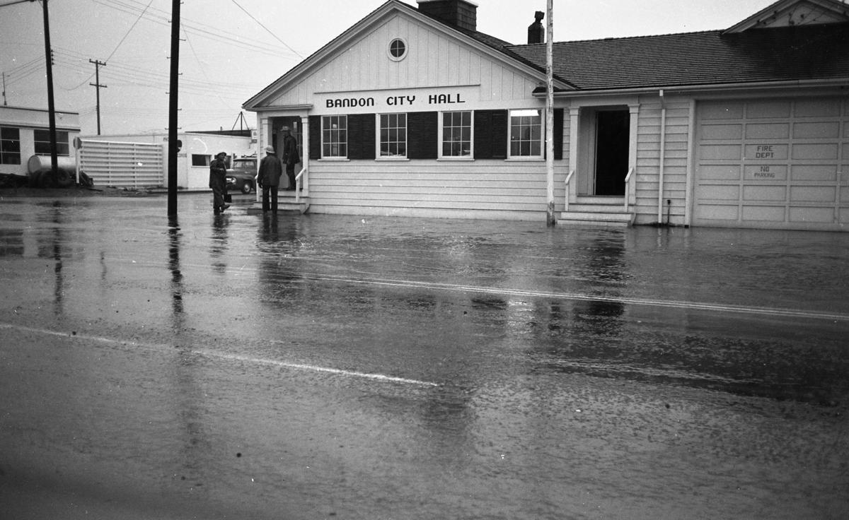 Ferry Creek flood, 1961