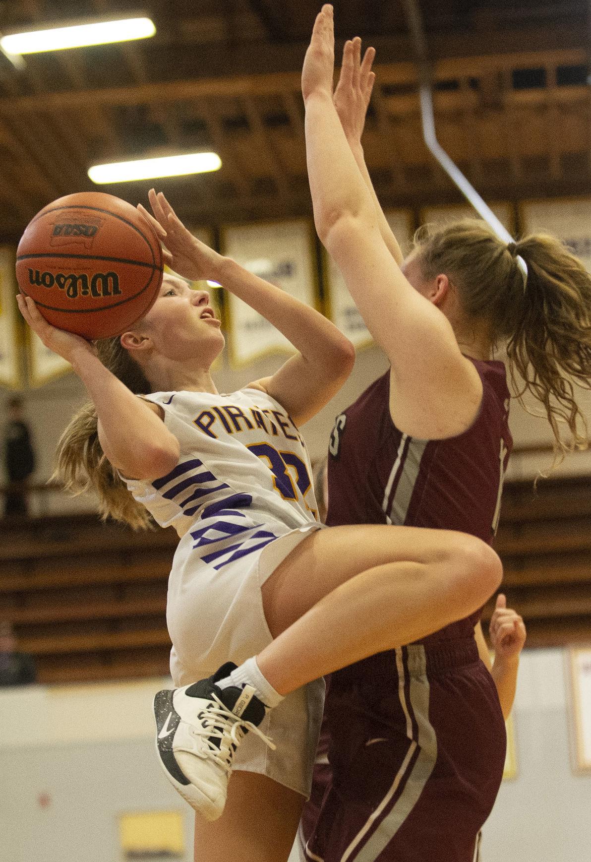 Marshfield Girls Basketball Vs Junction Ciyt