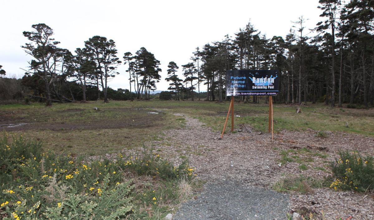 Bandon Community Swimming Pool site
