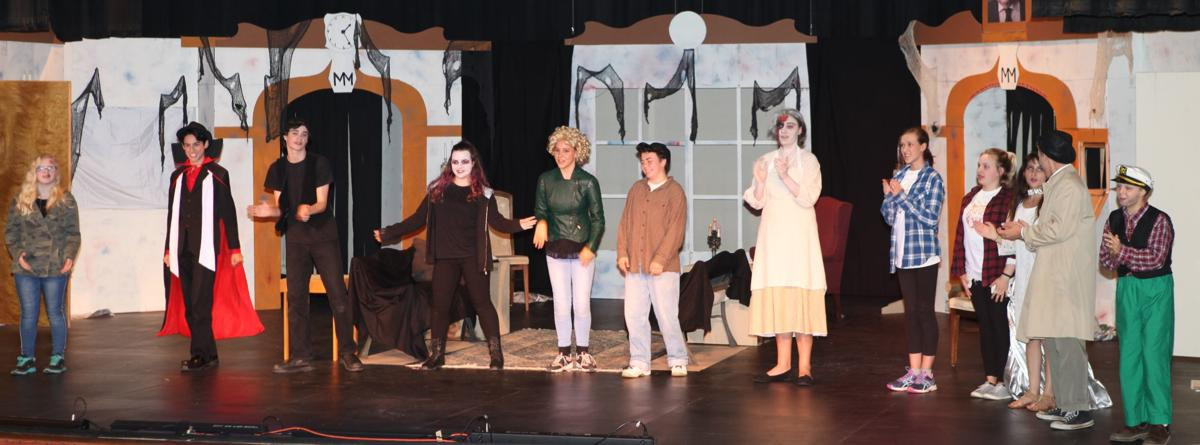 New Artists Productions presents 'The McTavish Riddle'