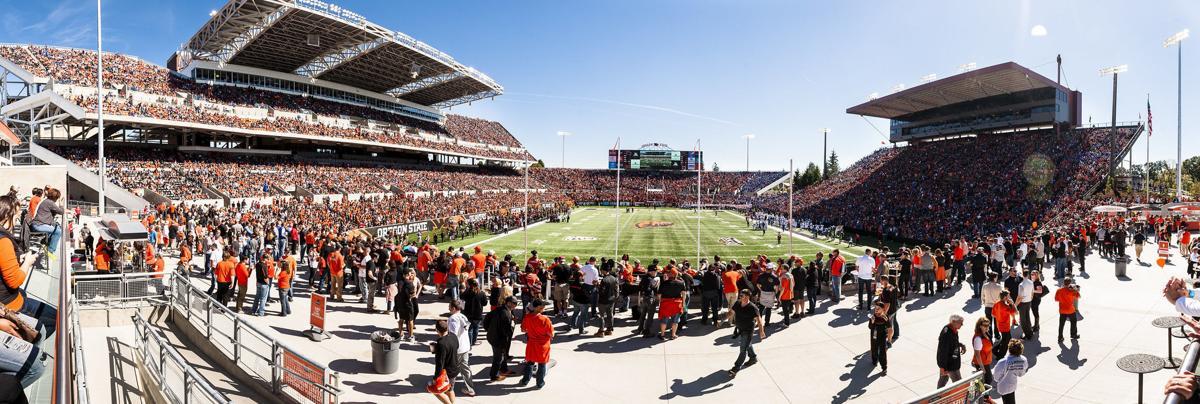 Oregon State University Reser Stadium