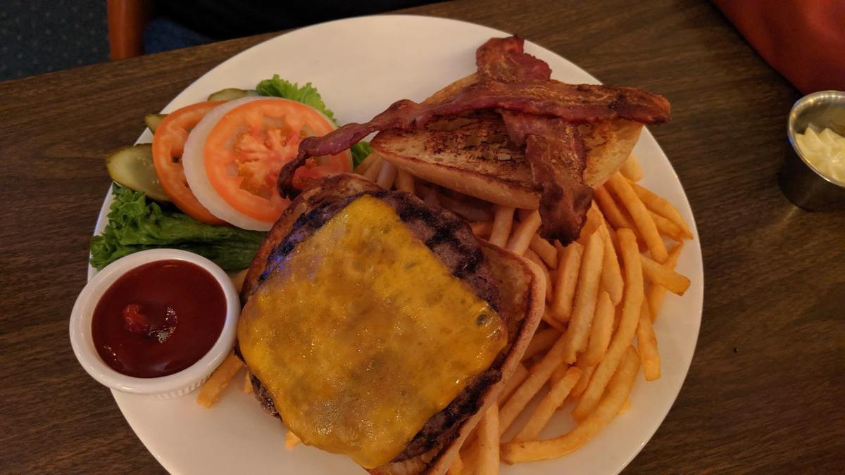 Hilltop Burger