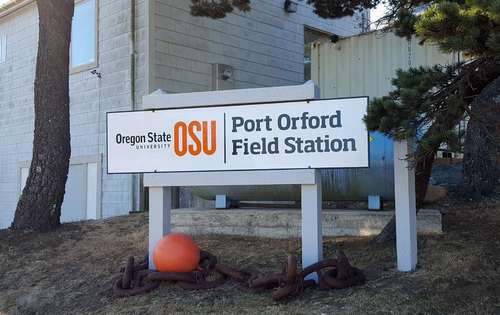 OSU Port Orford Field Station