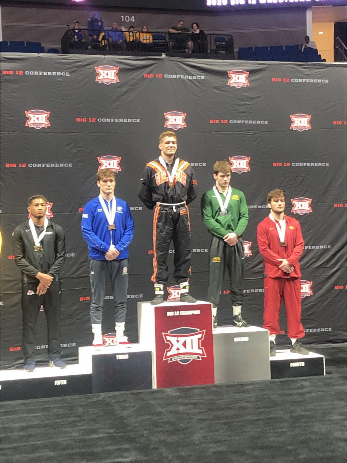 Travis Wittlake championship