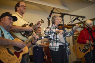 Oregon Old Time Fiddlers (copy)