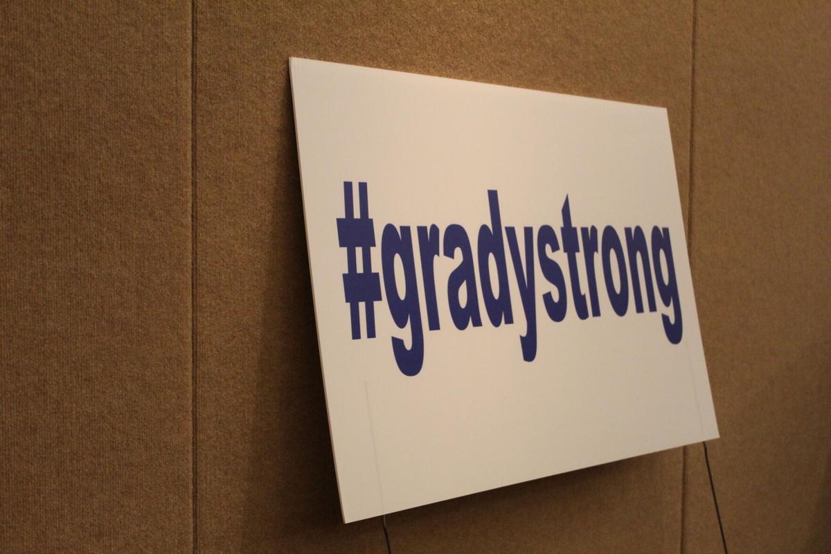 Grady Breuer #gradystrong