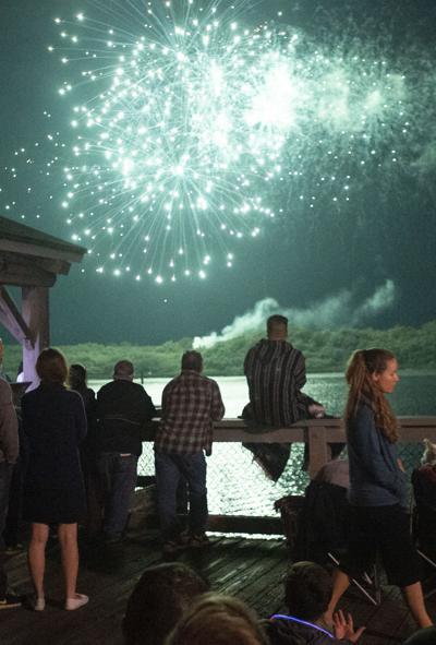 Coos Bay Fireworks