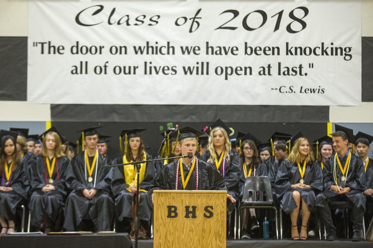 Bandon Graduation