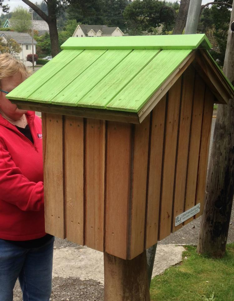 Little Free Library Orientation | Art, Music and Theater