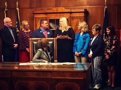 House Bill 2375 Ceremonial Signing