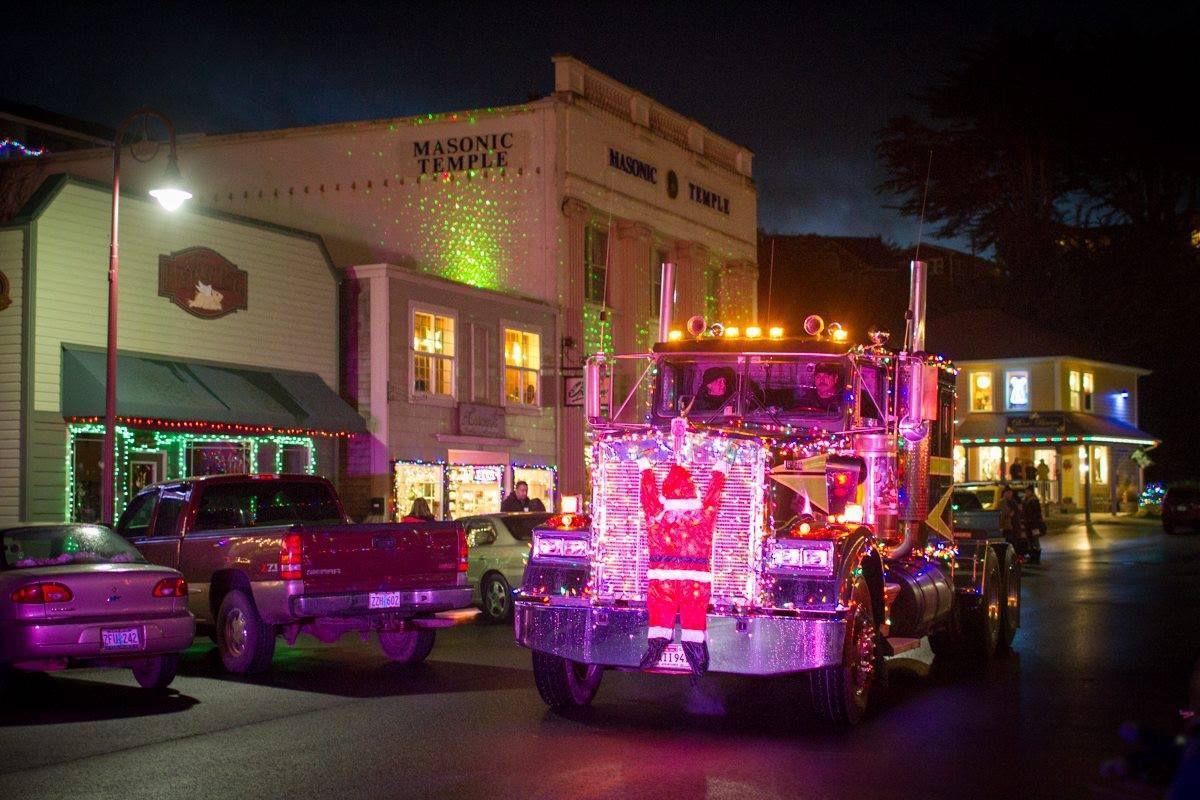 Holiday Light Parade