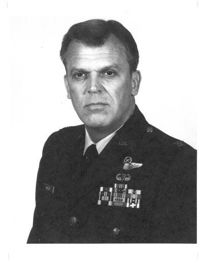 Colonel (Retired) William Michael Harley USAF