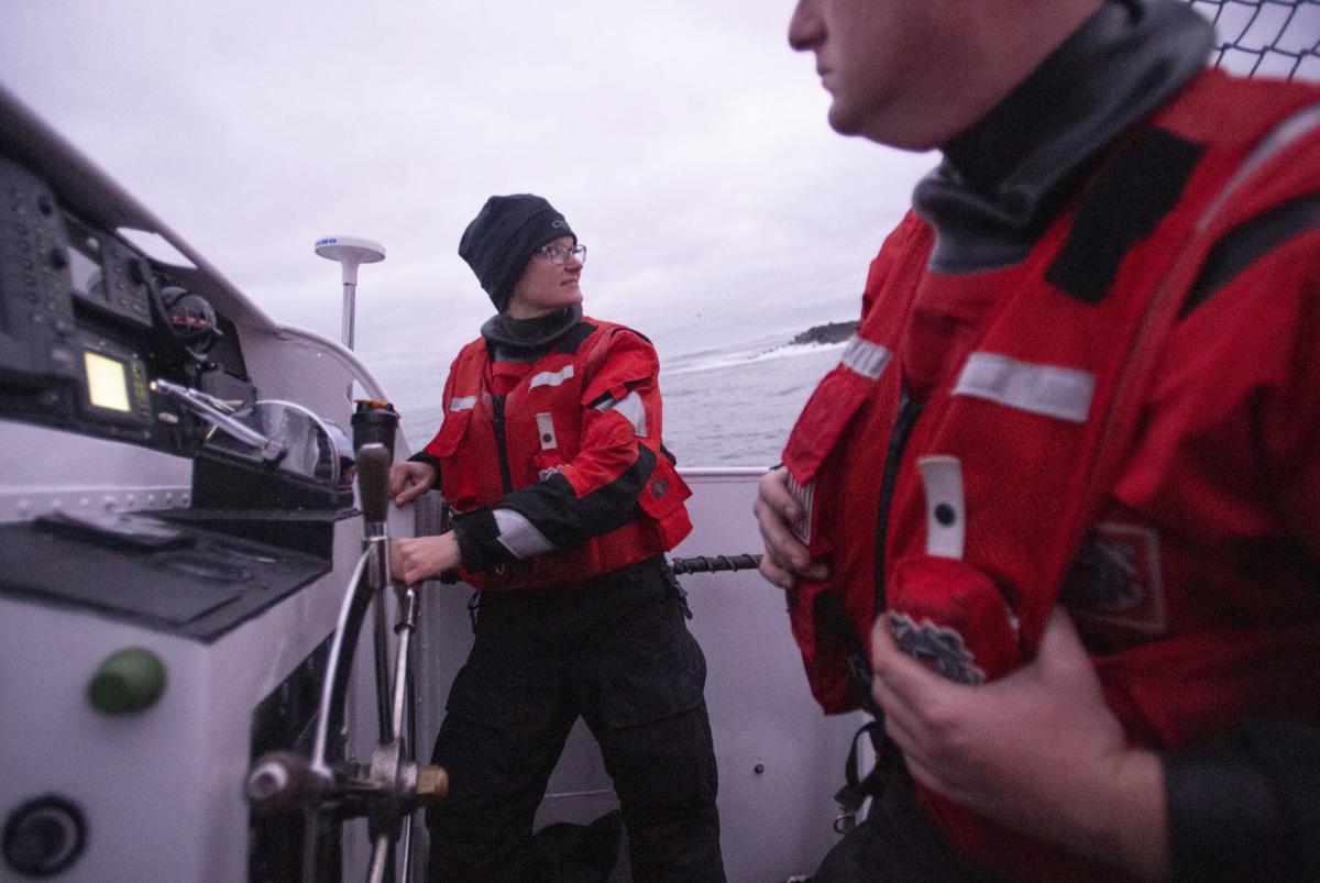U.S. Coast Guard Surfman