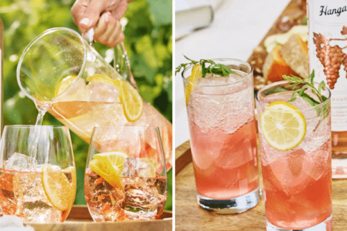 Rosé Vodka Is Now A Thing, And Here's How To Drink It