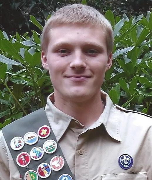 Jared Duval earns Eagle Scout Award