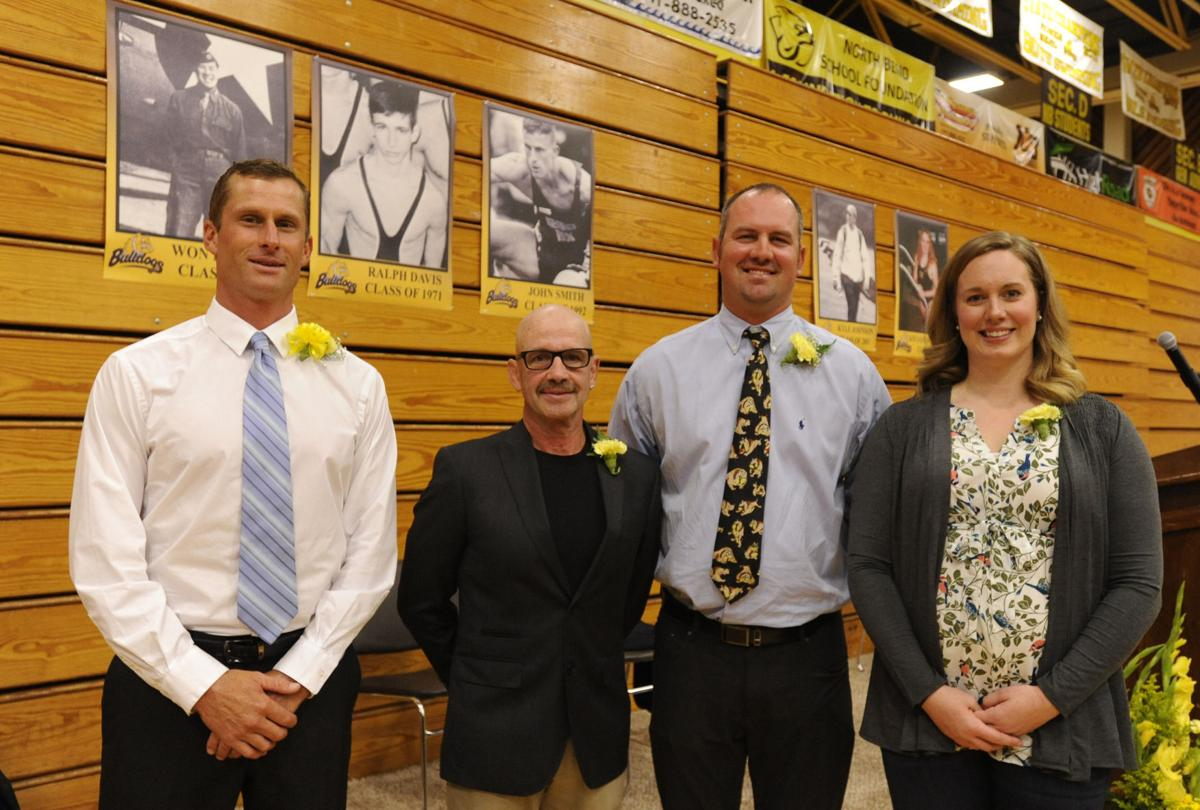North Bend inducts five into Hall of Fame