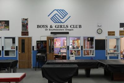 boys & girls club front room