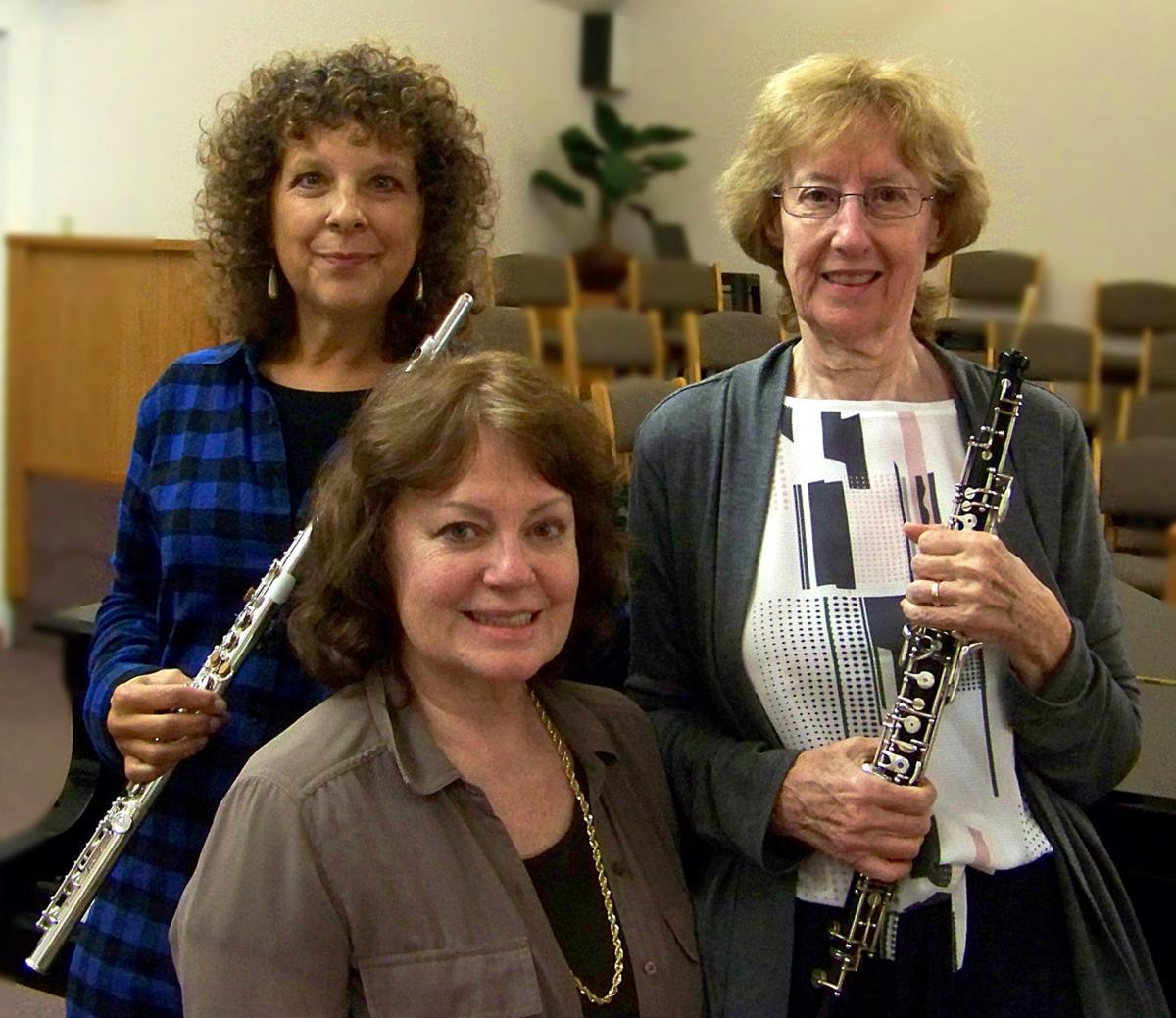 Oregon Coast Chamber Orchestra Trio