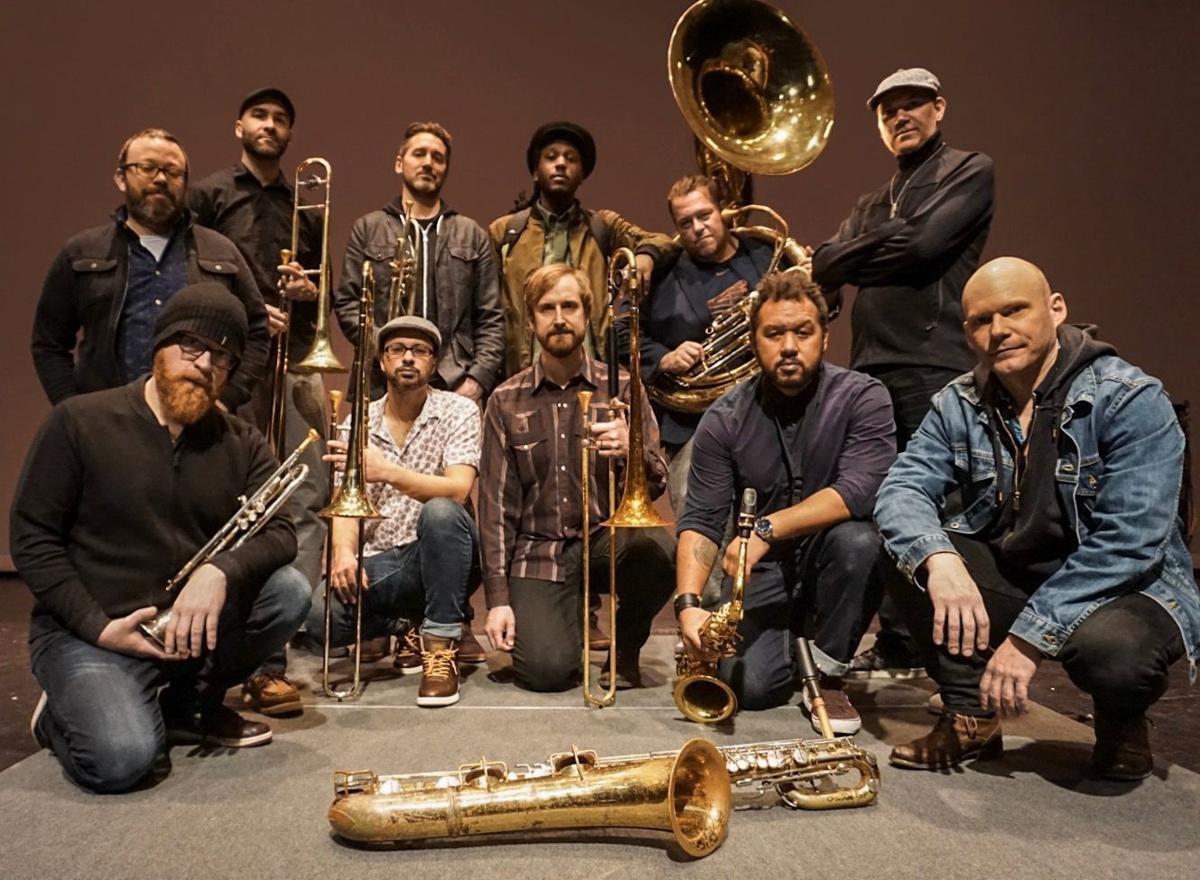 Lowdown Brass Band