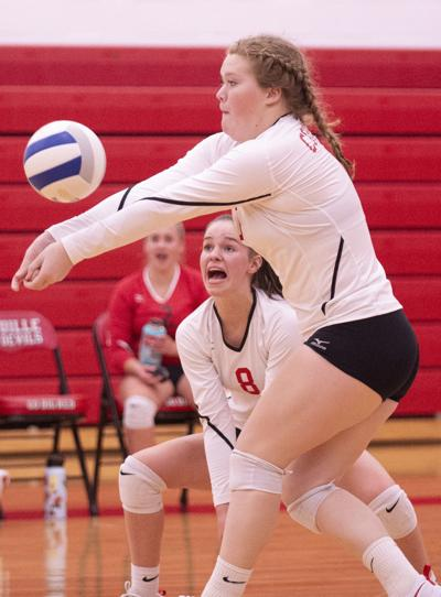 Coquille Volleyball Vs. Toledo