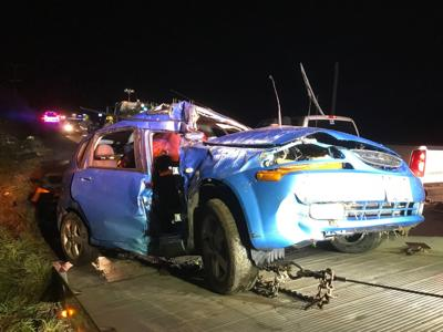 U.S. Highway 101 fatal