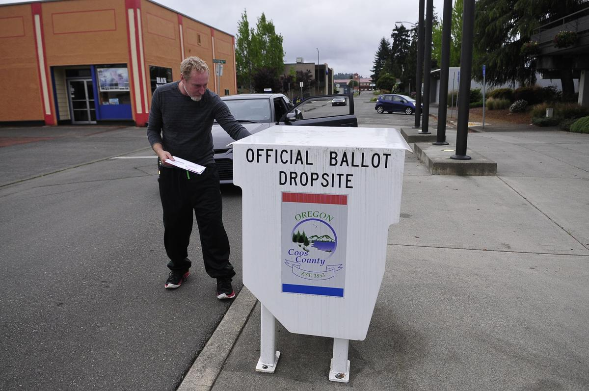 Coos Bay Voting