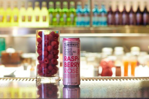 Spiked Sparkling Rosé Seltzer In A Can Is Here Just In Time For Summer