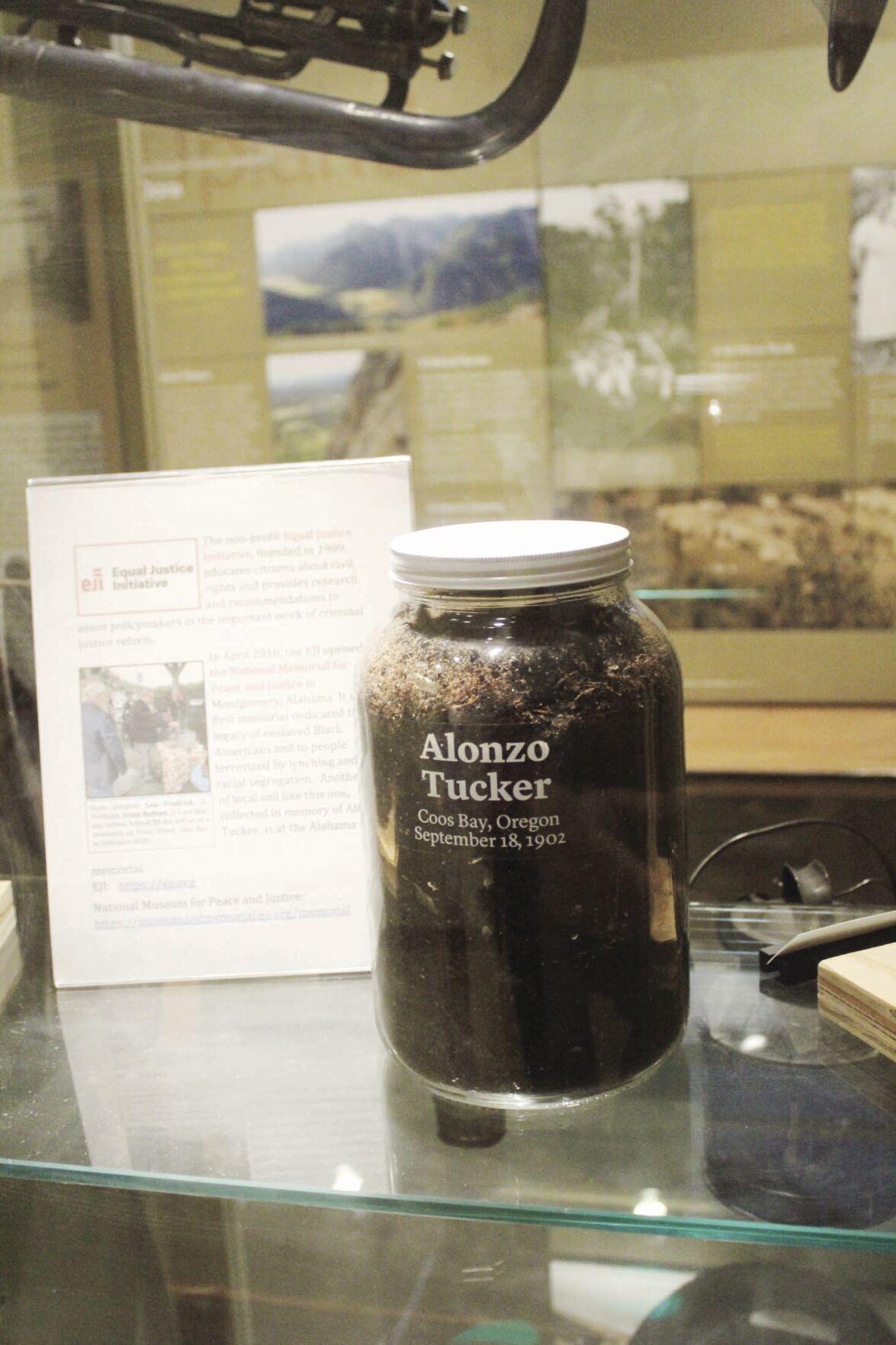 Alonzo Tucker memorial