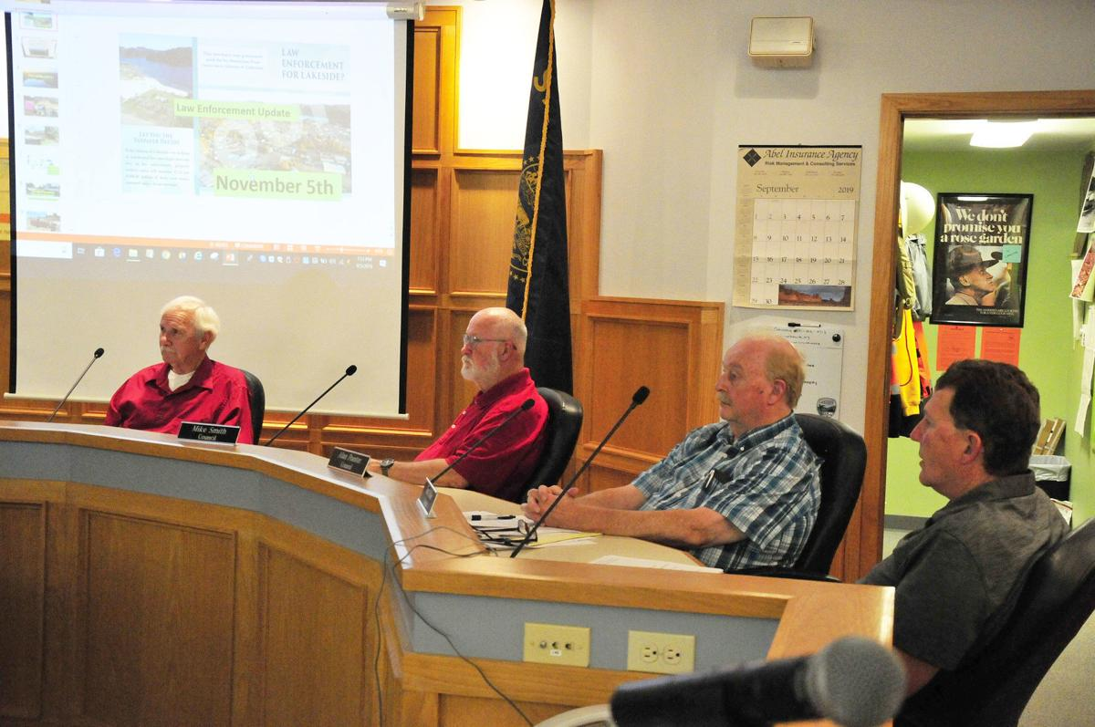 Lakeside City Council