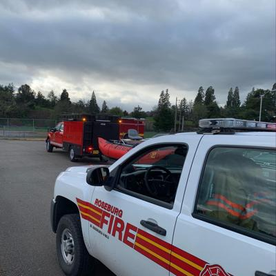 Roseburg Fire
