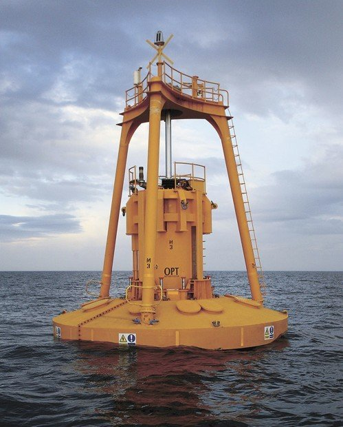 Weather keeps wave energy 'at bay'
