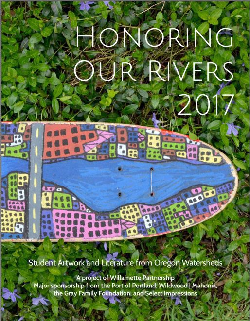 honoring our rivers 2017 cover
