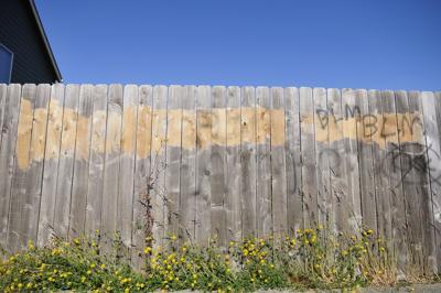 Graffiti Cover-up
