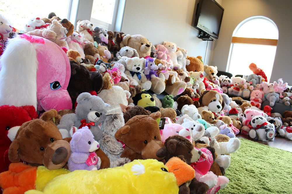 Teddy Bear Toss 1