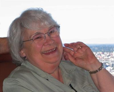 Betty Ruth Ohman