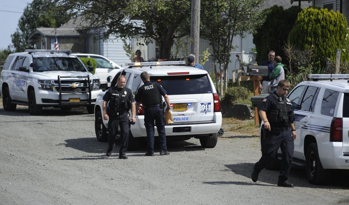 Warrant Arrest after car chase