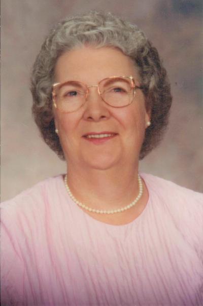 Shirley May Wilson