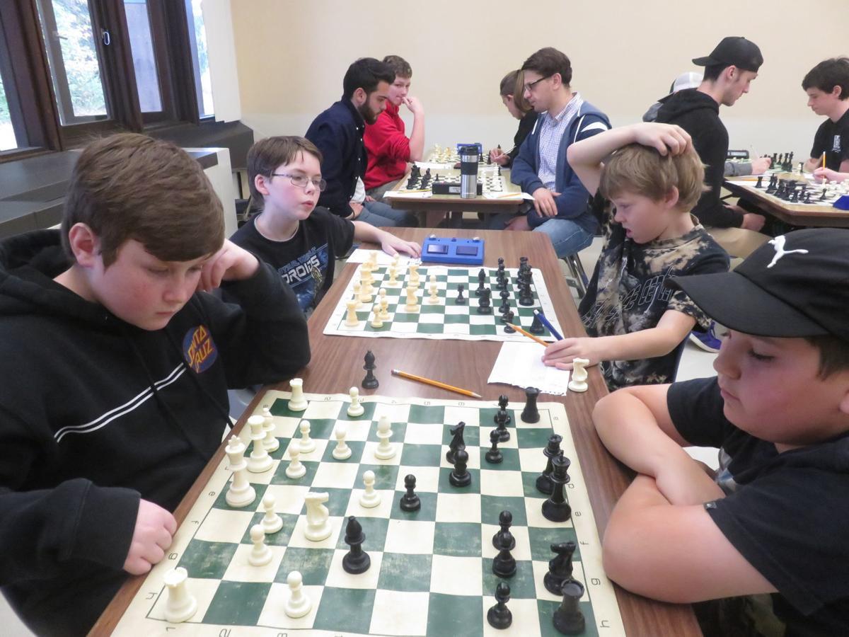 Dane Herker  chess