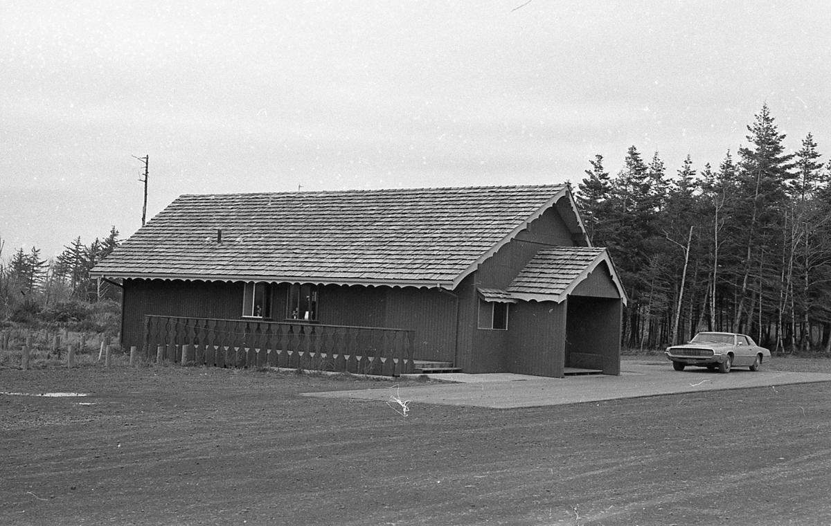 Billy Smoothboar's building, 1972