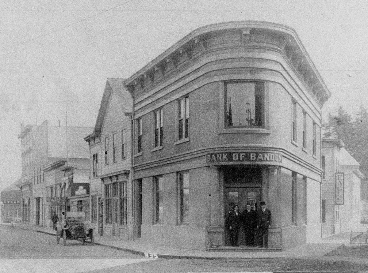 Bank of Bandon pre-Fire