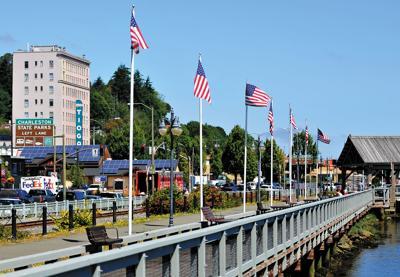 Boardwalk Flags