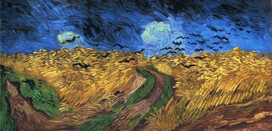 Vincent Van Gogh inspirational image.