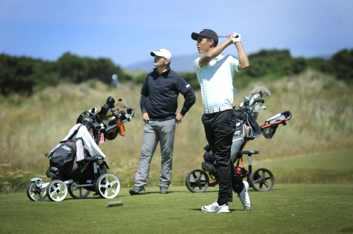 Bob Norquist Oregon Junior Amateur Golf Tournament