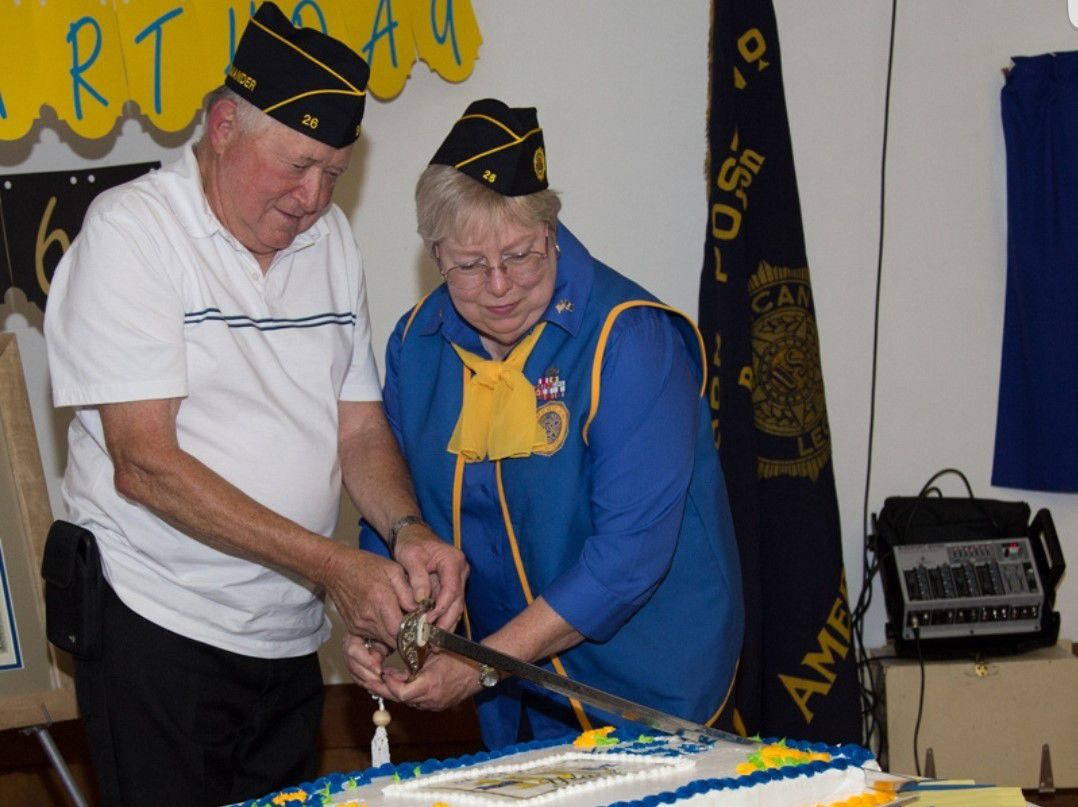 American Legion's 100th birthday