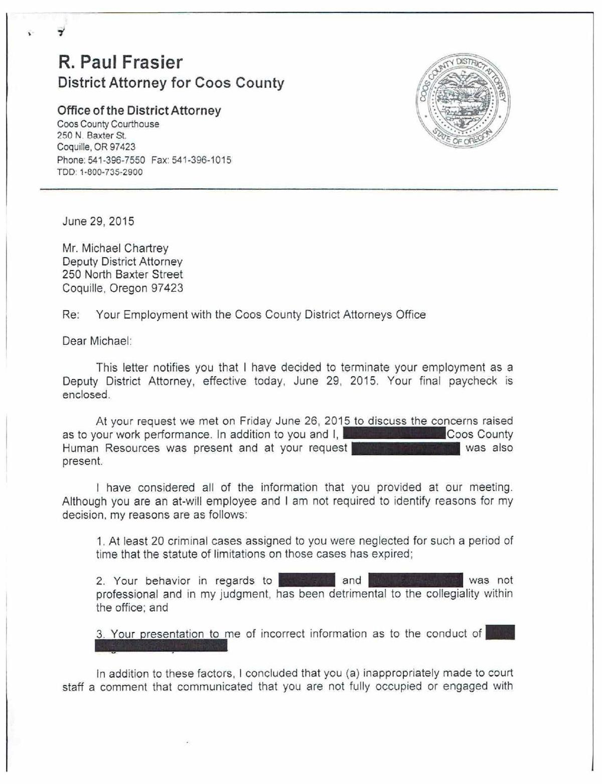 Letter Requesting Reason For Termination from bloximages.chicago2.vip.townnews.com