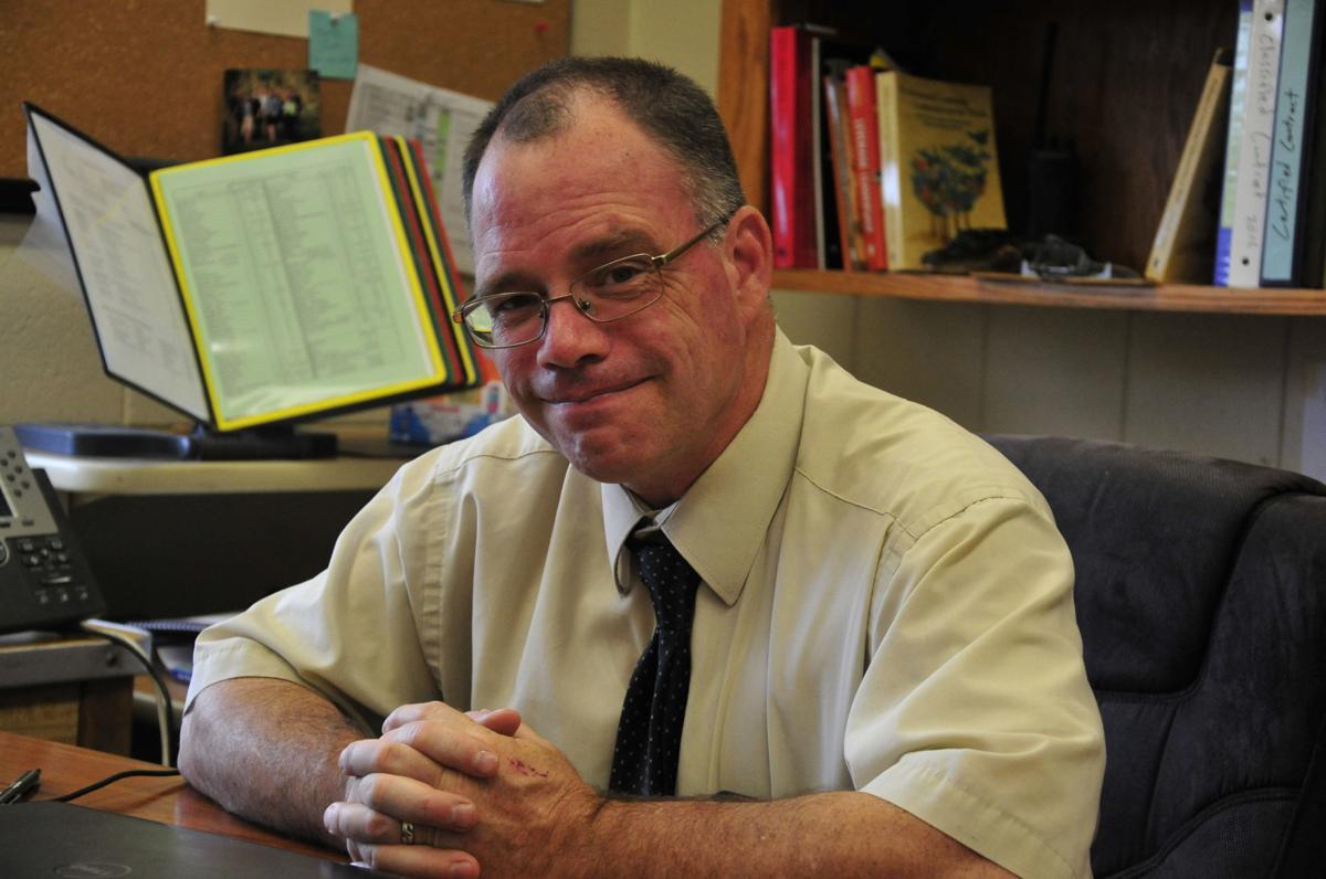 New Principal Ready To Keep NBHS Moving Forward