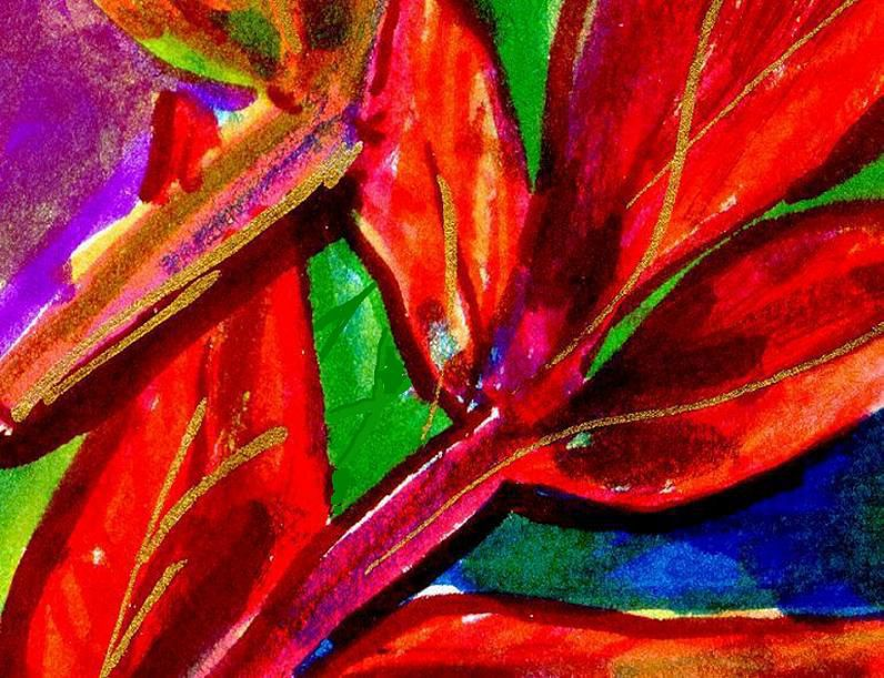 Shinan Barclay - Bear Berry Leaf