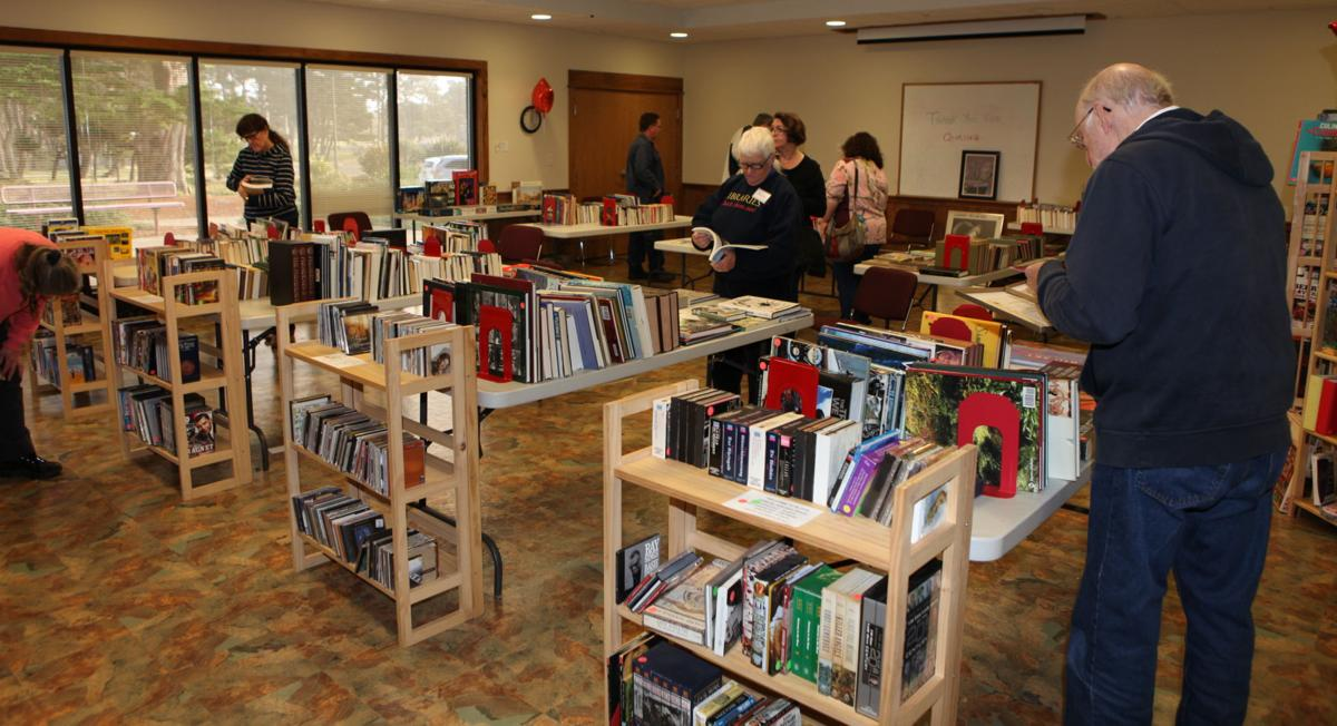 BLFF annual Holiday Book Sale