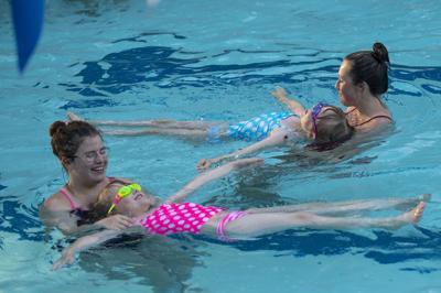 Mingus Pool Free Swims
